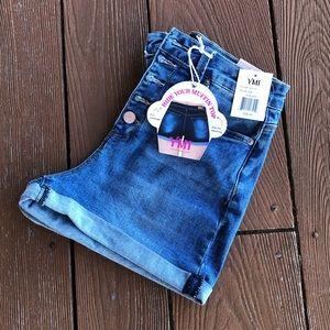 NWT {YMI} denim shorts